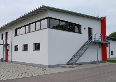 Feuerwehrgerätehaus Sasbach / Obersasbach