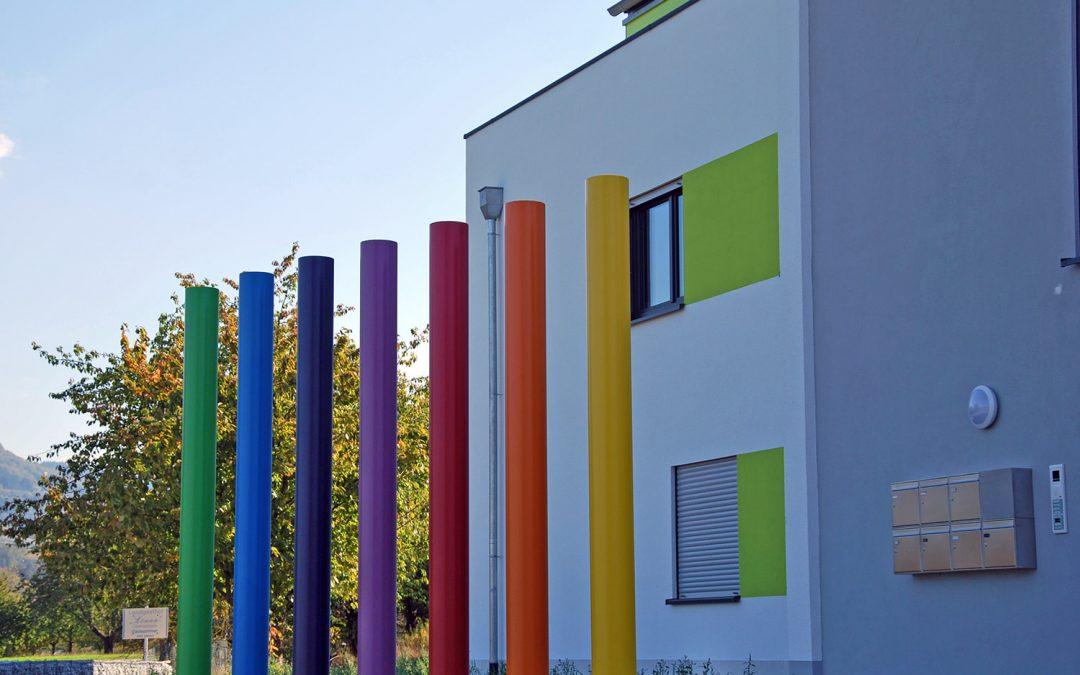 Das Mehrfamilienhaus, Sasbach – Wohnen am Rosengarten