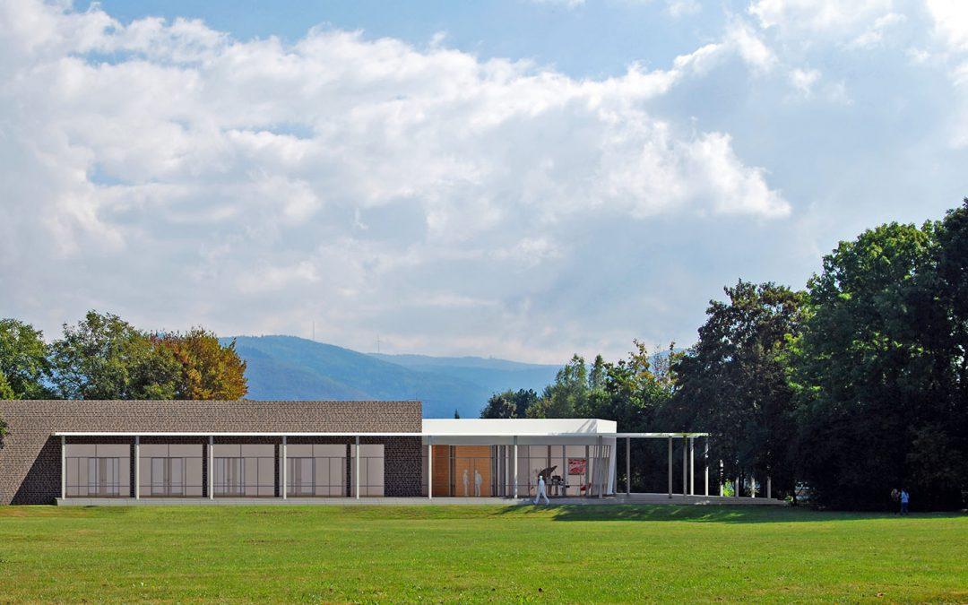 Mehrfachbeauftragung Aula Heimschule Lender Sasbach